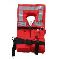 Orange Naval Adult Boat Marine Life Jacket Lifesaving Lifevest EC / RINA / GL