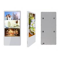 Quality 1920*1080 Resolution Digital Signage Monitor Display , Wall Mounted Video Wall for sale