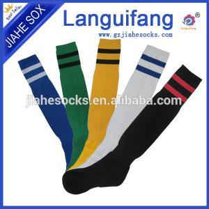 Quality Cheap knee high soccer socks,striped football socks,elite wholesale football socks for sale