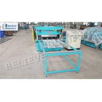 Quality Metal Floor Deck Roll Forming Machine For Closed Type for sale