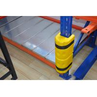 Quality PE Indoor Plastic Column Covers Rack Armour For Upright Frame High Strength for sale