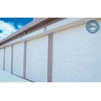 Quality Customized Roller Shutter Garage Doors Thermal Insulation For Villadom for sale