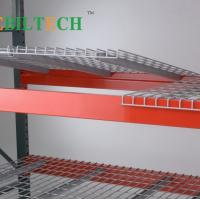 Quality Supermarket Galvanised Wire Shelving  Eco Friendly Stocked Sgs Approved for sale