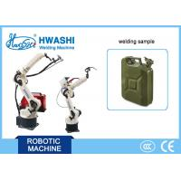Buy cheap Precise Aluminum Plate Tig Automatic Welding Robot 6 Axis For Stacking / from wholesalers