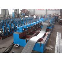 Quality Unit Strut Ceiling Channel Roll Forming Machine 1.5mm-3.0mm Thickness Gear Driving for sale