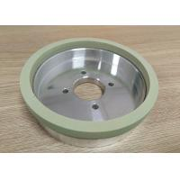 Quality 6 Inch Cup Shape Vitrified Grinding Wheel For Glass , CBN Diamond Grinding Wheel for sale