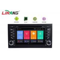 Quality 7 Inch Touch Screen Audi Car DVD Player Android 8.1 With TV GPS USB Port for sale