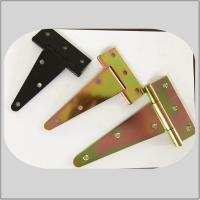 Quality Ornamental  T Strap Hinges , Decorative Stainless Steel Strap Hinges Water Proof for sale