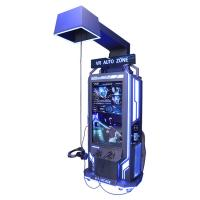 Quality Anti Theft VR Arcade Machines Highly Secured Flexible Automatic 1.80*1.20*2.45m for sale