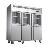 Quality Deep 1600L Commercial Upright Freezer for sale
