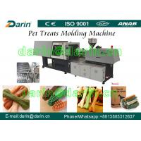 Best Pet Dog Training Bone Snacks Injection Molding Machine , food processing machinery wholesale