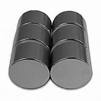 Quality Permanent Magnets, Available in Various Dimensions, RoHS Directive-compliant for sale