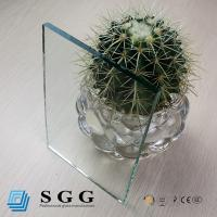 Quality High quality 6mm clear float glasses factory supplier with ISO CCC and CE for sale