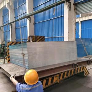 Quality Thin Aluminum Sheet 8x4 Aluminium Sheet 6061 T6 Aluminum Sheet for sale