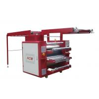 Quality 220V / 380V Double Sided Rotary Lanyard Heat Press Machines For Elastic Tape for sale