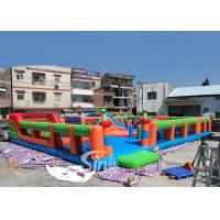 Quality The big bounce kids and adults blow up inflatable theme park for indoor inflatable playground fun for sale