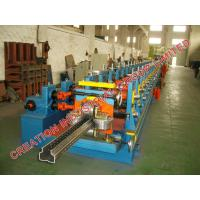 Quality Automatic 15KW Pallet Rack Roll Forming Machine 10m/min CE / SONCAP for sale