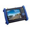 Best HDMI 7Inch HD SDI CCTV Tester , Digital Multimeter TDR Cable Tester wholesale