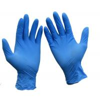 Quality Disposable Examination Nitrile Glove Powder Free for sale