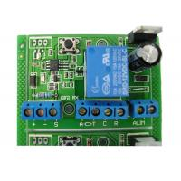 Quality Custom Electronic Circuit PCBA Board Assembly 2 Layer Green Soldermask for sale