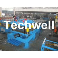 Quality Steel Metal Roof Tile Cold Roll Forming Machine For Roof Cladding, Wall Cladding for sale
