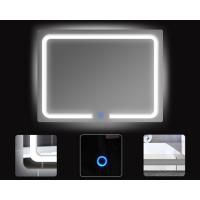 Buy cheap 36'' Beauty Make Up Led Behind Mirror / Wall Mounted Led Vanity Mirror from wholesalers