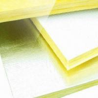 Quality Glass Wool Board, Lightweight and Easy-to-install for sale