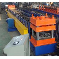 Quality Wall Panel design 2 Waves Guardrail Roll Forming Machine, reasonable price for sale