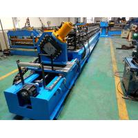 Quality 15m/min Non Stop Cutting Drywall Furring Channel Roll Forming Machine for sale