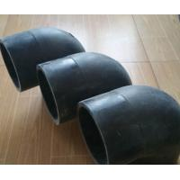 Quality DN710 one time forming long elbow/ pe elbow for sale