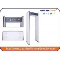Quality 700 Mm Width Channel Walk Through X Ray Machine , Pass Through Metal Detector Safety for sale
