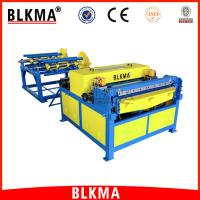 Quality BLKMA Square HVAC Air Duct line III Fabrication Machine from Factory for sale