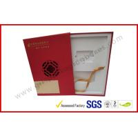 Best Square Business Gift Packaging Boxes Drawer Style with EVA Foam Packing wholesale