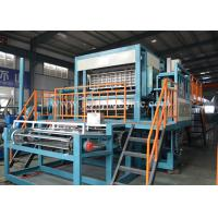 Quality Low Noise Pulp Egg Tray Making Machine , Paper Egg Tray Machine With Big Capacity for sale