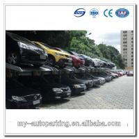 China Multi-level Parking System Double Decker Garage Parking System Project on sale