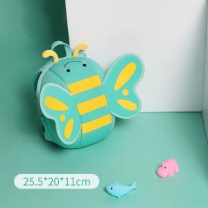 Quality NHB125 butterfly lightweight waterproof kindergarten neoprene Backpack for little girls for sale