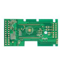 Quality FR4 4 Layer 94V0 Automotive PCB Industry IATF TS16949  Impedance Control 1OZ Copper for sale