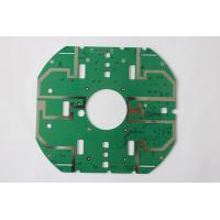 Quality RoHS Double Copper Multilayer Custom PCB Boards With Green Solder Mask for sale