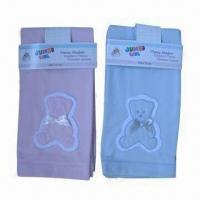 China Baby Fleece Blanket with Bear Applique on sale