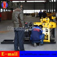 Quality HZ-200Y Hydraulic rotary 200meters water drilling machine for sale for sale
