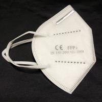 Quality Anti Pollution Kn95 Ffp2 Face Mask Dustproof CE FDA Standard High Breathable for sale