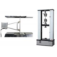Quality Tabletop Steel Rod Tensile Strength Testing Machine Intellegent Control for sale