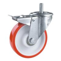 Quality Heavy duty threaded stem casters  for sale