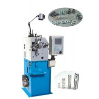 Best Nice Structured Spring Coilers 550 Pcs/Min , Automatic Oiling Spring Winding Machine wholesale