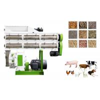 Quality Poultry Chicken Feed Production Equipment Grains Soybean Cake Raw Material for sale
