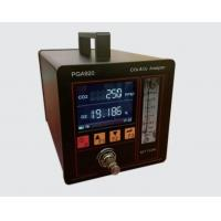 Quality Portable Carbon Dioxide Analyser , 0.1PPM / 0.01% Resolution CO2 Gas Analyzer for sale