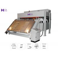 Quality Wooden Board Heavy Duty Laminating Machine 27.12MHz Hydraulic Drive Mode for sale