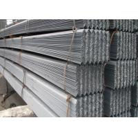 Quality ZCM Industrial Steel Structures Angle Steel Q235b Q345b SS400 Make Bar Angle for sale