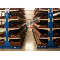 Quality Durable Double Sided Cantilever Rack Galvanized Warehouse Racking Shelves for sale