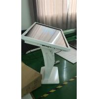 Quality IR Touch Interactive Floor Standing Kiosk High Brightness 50/60HZ For All Location for sale